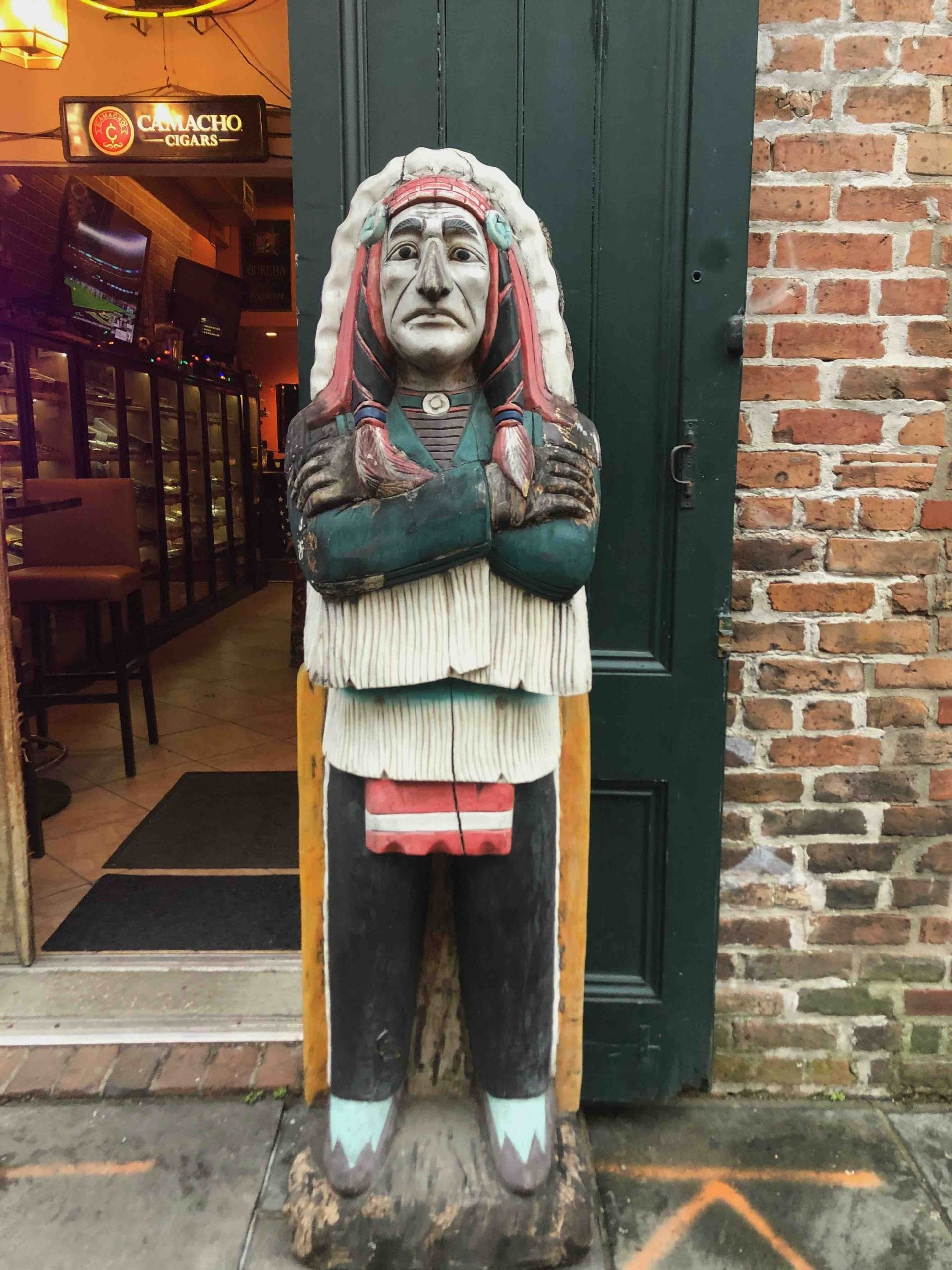 cigar-store-indian-new-orleans-2019